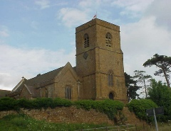 warmington church