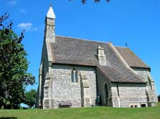 weethley church